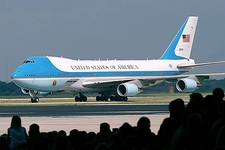 Air Force One VC-25 / Boeing 747 Photo Print