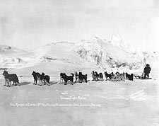All Alaska Dog Sled Sweepstakes 1910 Photo Print for Sale