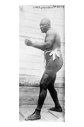 American Boxing Champion Jack Johnson Photo Print