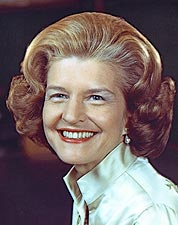 American First Lady Betty Ford Portrait Photo Print for Sale