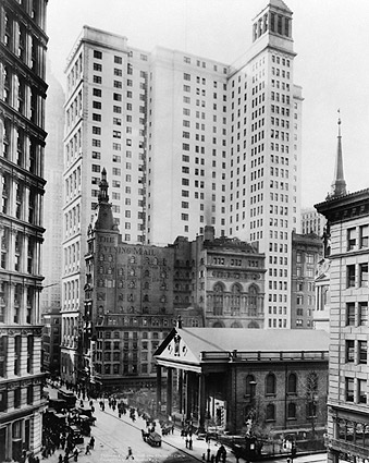 American Telephone and Telegraph Building, New York City Photo Print