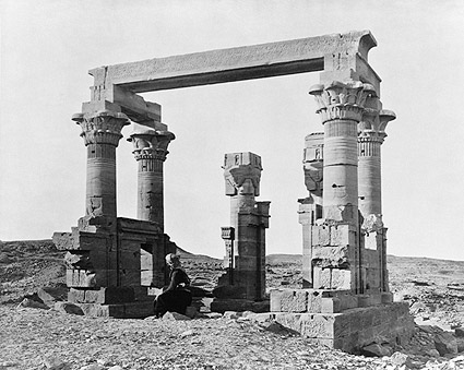 Ancient Egyptian Temple of Kartassi, Egypt Photo Print