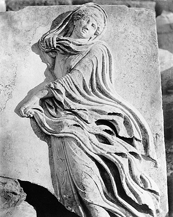 Ancient Greek Bas-relief Sculpture Greece Photo Print