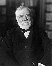 Andrew Carnegie Half Length Portrait Photo Print for Sale