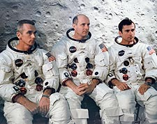 Apollo 10 Astronauts Prime Crew Portrait Photo Print for Sale