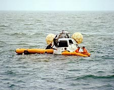 Apollo 10 Recovery Training Gulf of Mexico Photo Print for Sale