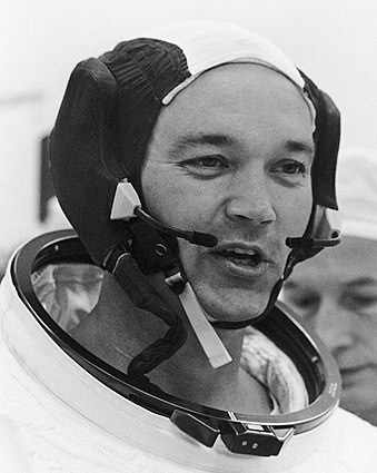 Apollo 11 Astronaut Michael Collins Photo Print
