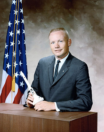 Apollo 11 Astronaut Neil Armstrong NASA Photo Print