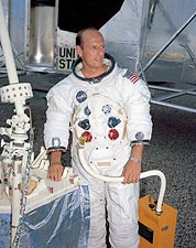 Astronaut Pete Conrad Photos