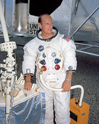 Apollo 12 Astronaut Charles 'Pete' Conrad Photo Print