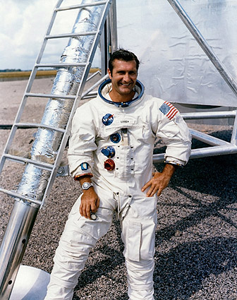 Apollo 12 Astronaut Richard Gordon Photo Print
