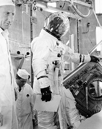 Apollo 13 Backup Astronaut Jack Swigert Photo Print