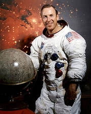 Apollo 13 James 'Jim' Lovell Portrait Photo Print