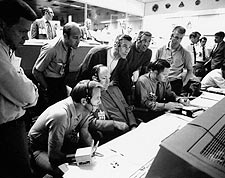 Apollo 13 Mission Control During Crisis Photo Print for Sale