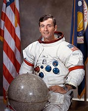 Astronaut John Young Photos