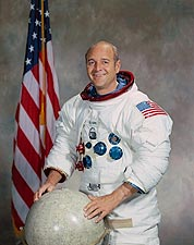 Astronaut Ron Evans Photos