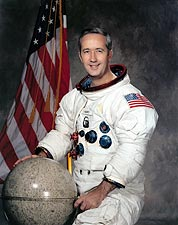 Apollo 9 Astronaut James McDivitt WSS Portrait NASA Photo Print for Sale