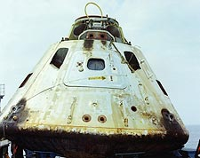 Apollo 9 Command Module NASA Photo Print for Sale