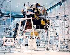 Apollo 9 Lunar Module Mating to Adapter Photo Print for Sale