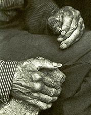 Appalachian Laborer Hands, Doris Ulmann Photo Print for Sale