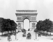 Arc de Triomphe de l'�toile Paris France Photo Print