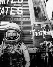 Astronaut John Glenn Photos