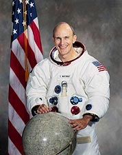 Astronaut Thomas Mattingly Photos