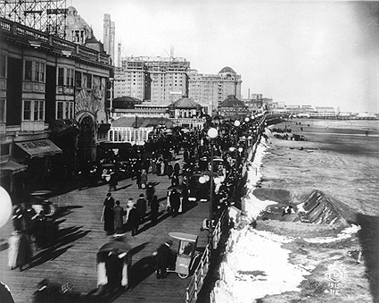 Atlantic City Beach Easter Parade NJ 1915 Photo Print