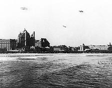 Atlantic City Boardwalk & Beach NJ 1910 Photo Print for Sale