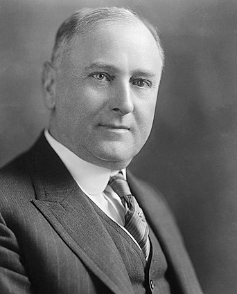 Attorney General Harry M. Daugherty Portrait Photo Print