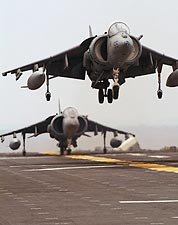 McDonnell Douglas AV-8B Harrier Photos