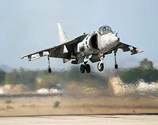 AV-8B Harrier Jump Jet Vertical Take-off Photo Print for Sale