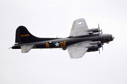 B-17 Flying Fortress Bomber 'Memphis Belle' Photo Print
