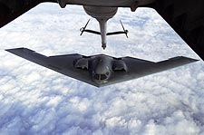 B-2 Spirit Stealth Bomber Refueling Photo Print for Sale