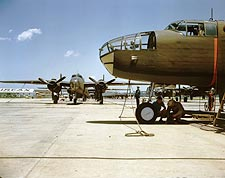 B-25 Bomber North American Aviation Photo Print for Sale