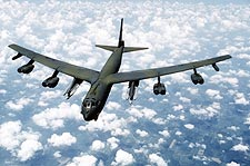 B-52G / B-52 Stratofortress Bomber Photo Print for Sale
