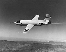 Bell X-1 'Glamorous Glennis' Flown by Chuck Yeager Photo Print for Sale