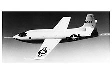 Bell X-1 Chuck Yeager Sound Barrier Photo Print for Sale