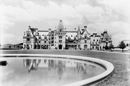 Biltmore Mansion Asheville North Carolina Photo Print