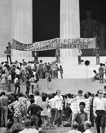 Black Panther Party & RPCC Convention Photo Print