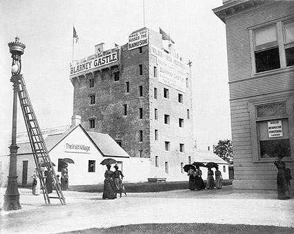 Blarney Castle World's Columbian Expo Chicago 1893 Photo Print