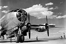 Boeing B-29 Super Fortress Bomber Close-Up Photo Print for Sale