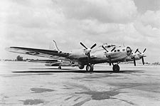Boeing XB-38 Photos