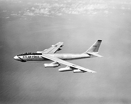 Boeing B-47 Stratojet Bomber Aircraft Photo Print