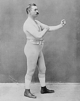 Boxing Champion John L. Sullivan Boxer Photo Print