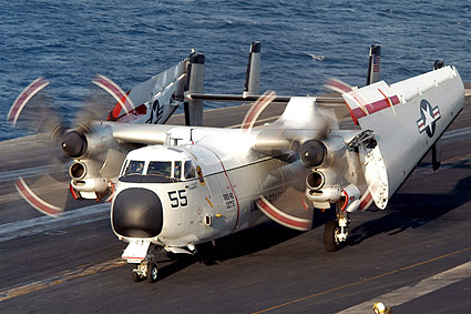 C-2 Greyhound CVW-8 on Deck Taxi Navy Photo Print