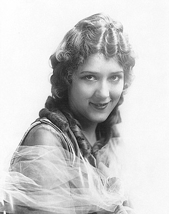 Canadian Actress Mary Pickford Portrait Photo Print