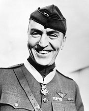 Captain Eddie Vernon Rickenbacker Portrait Photo Print for Sale