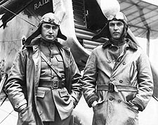Captain Lowell Smith & John P. Richter Photo Print for Sale