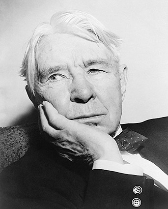 Carl Sandberg Portrait Photo Print